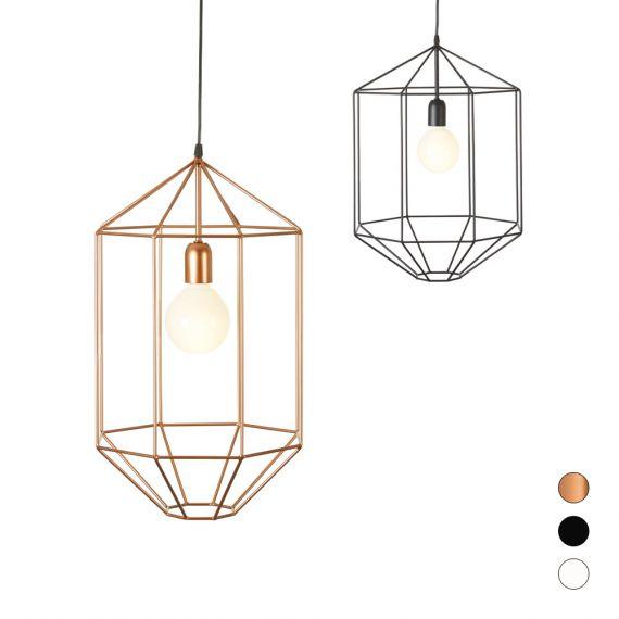 lori metallkorb pendelleuchte artylux online shop f r designleuchten aus europa. Black Bedroom Furniture Sets. Home Design Ideas