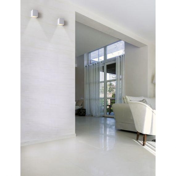 cubis kubische led wandleuchte 1 flammig. Black Bedroom Furniture Sets. Home Design Ideas