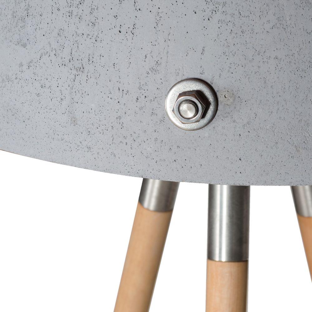 Design Stehleuchte Aus Beton Stativlampe