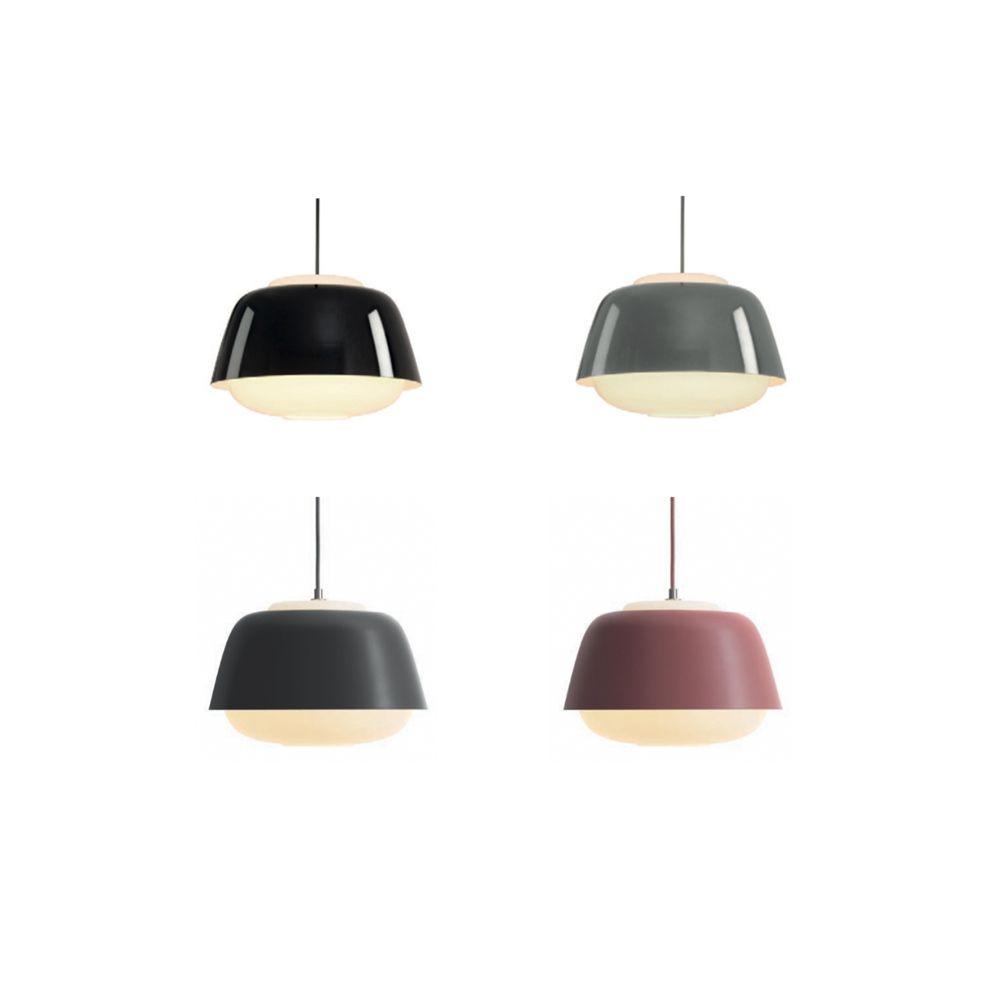 Design Pendelleuchte aus Opalglas und Stahl - ARTYLUX Online-Shop ...