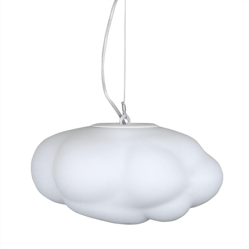 cloud wolkige h ngelampe aus glas. Black Bedroom Furniture Sets. Home Design Ideas