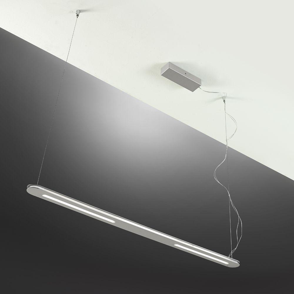 Mit 98 cm sehr lange led hängeleuchte moderne