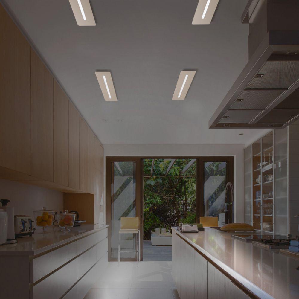 led k chen leuchten k che gesucht traditionelle in prag. Black Bedroom Furniture Sets. Home Design Ideas