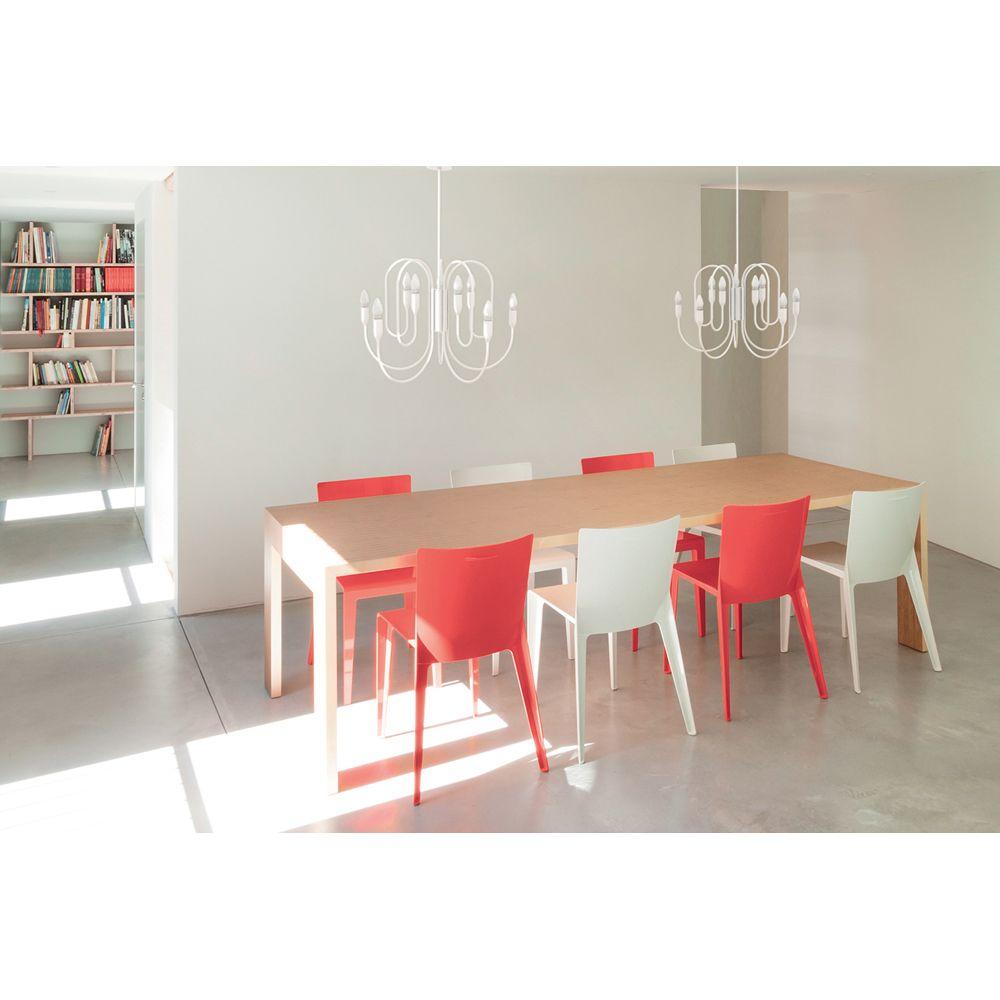 freedom moderner schlicher kronleuchter. Black Bedroom Furniture Sets. Home Design Ideas