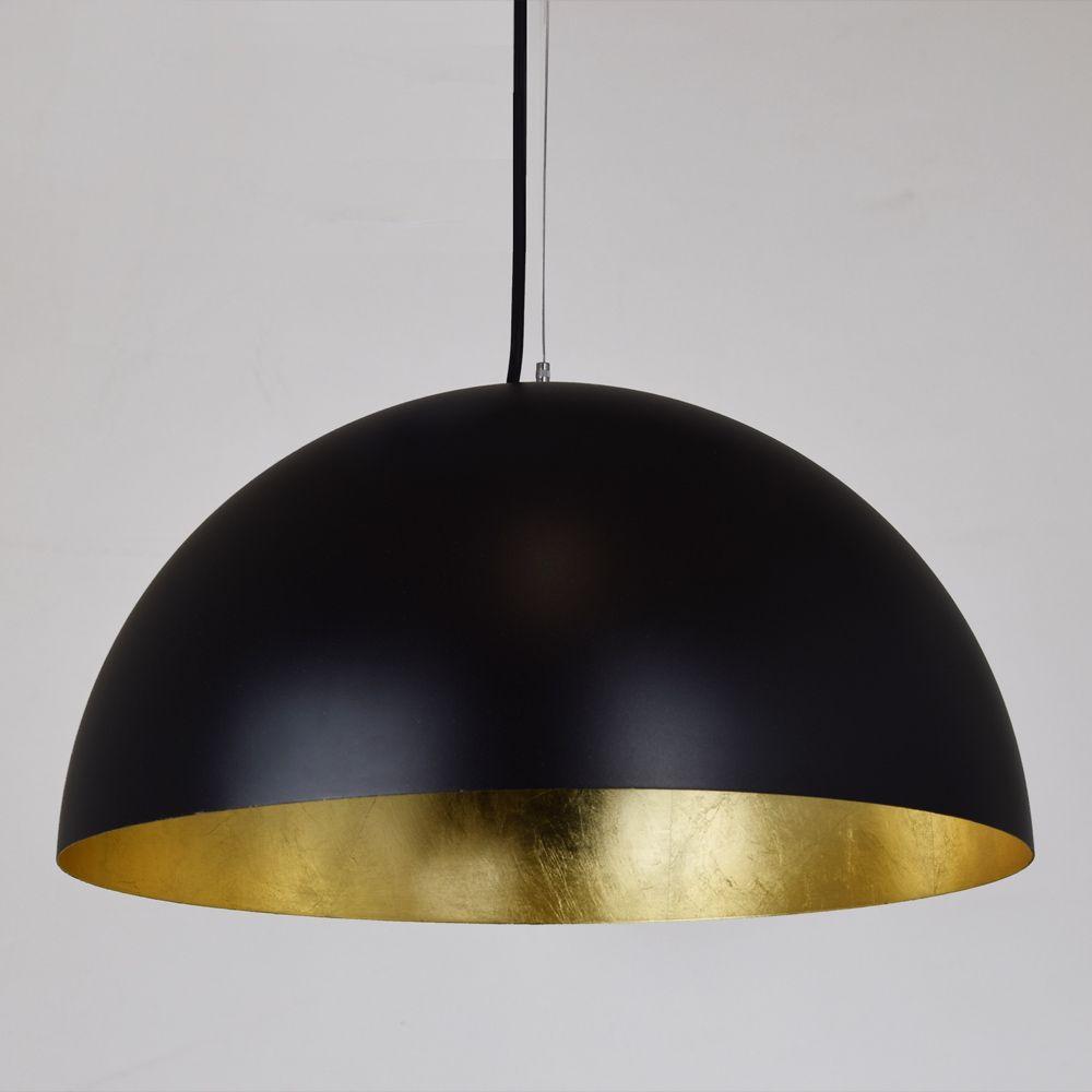 halbkugel h ngeleuchte mit gold artylux online shop f r designleuchten aus europa. Black Bedroom Furniture Sets. Home Design Ideas