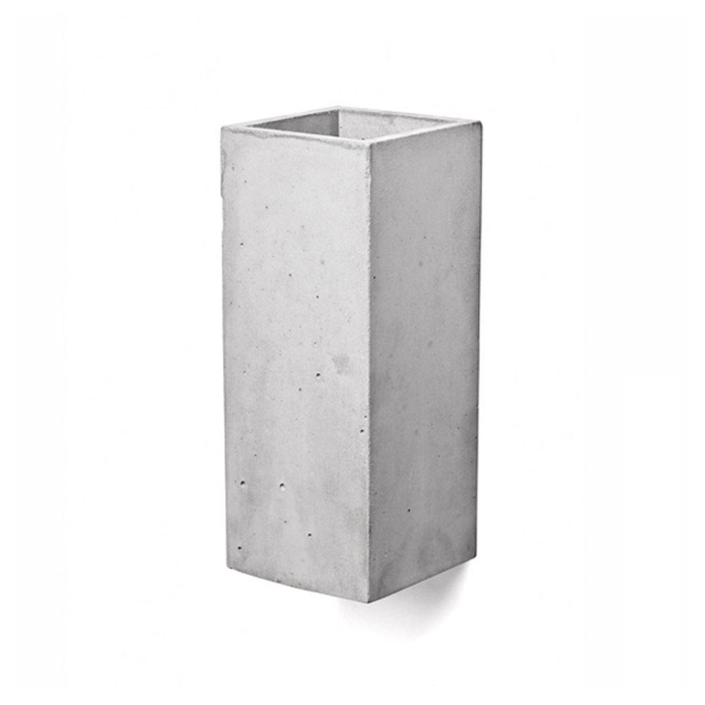 ortho zweiflammige betonwandleuchte artylux online shop f r designleuchten aus europa. Black Bedroom Furniture Sets. Home Design Ideas
