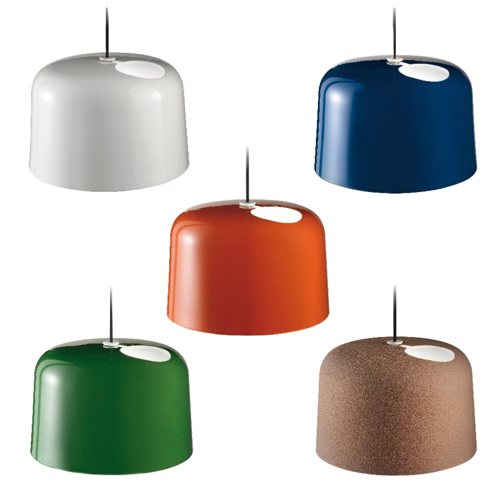 ADD Keramik-Lampe emailiert