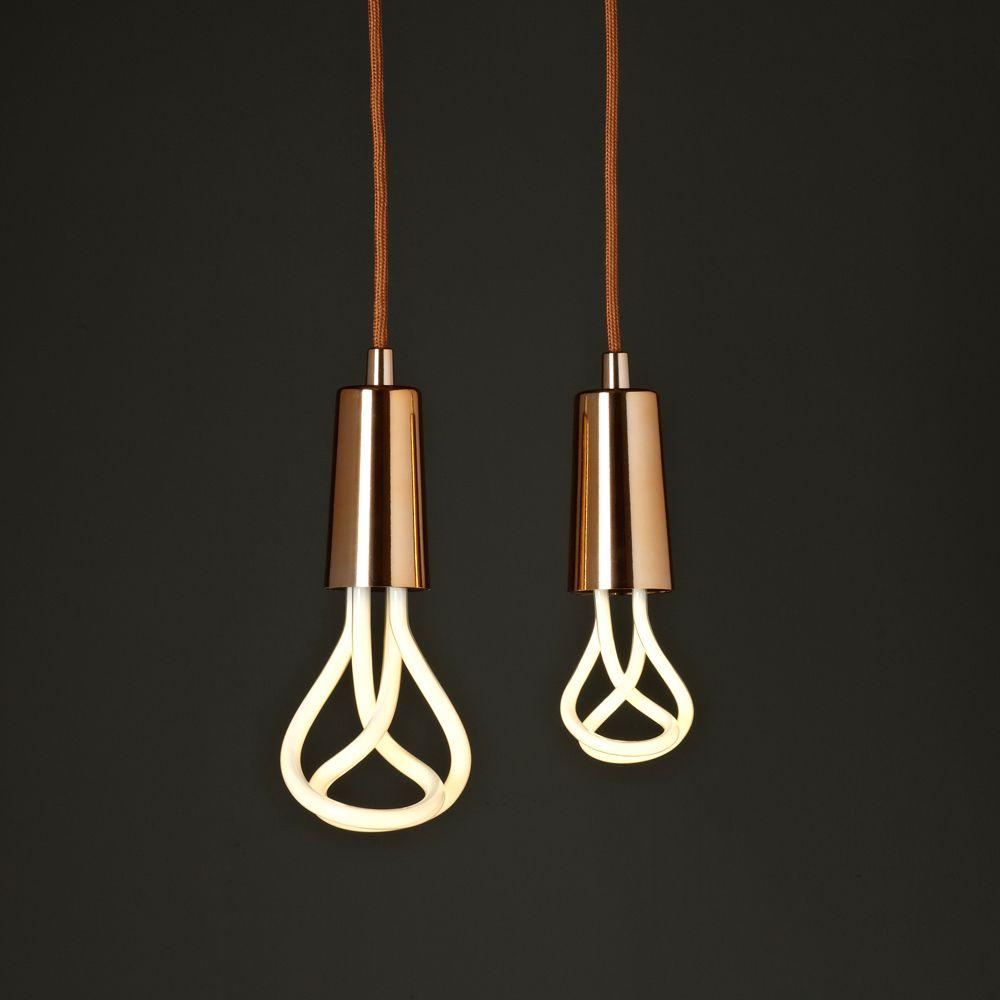 Drop cap pendelleuchte mit leuchtmittel for Exklusive lampen hersteller