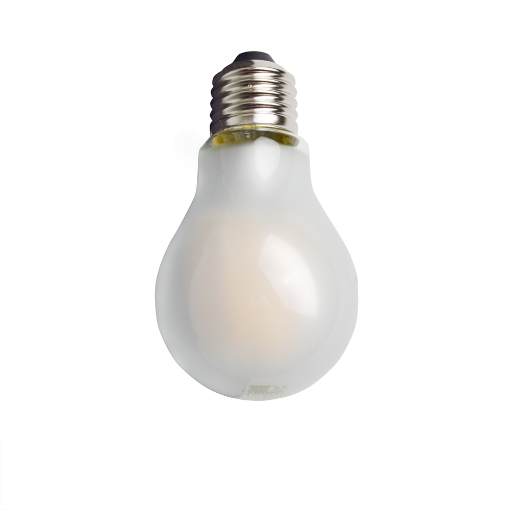 LED Filament Leuchtmittel matt - Ersatz für 60 Watt Glühbirne ...