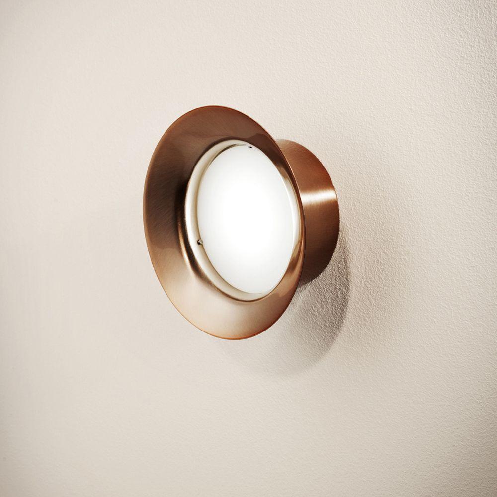 Side light runde led wandleuchte for Kleine runde deckenleuchten