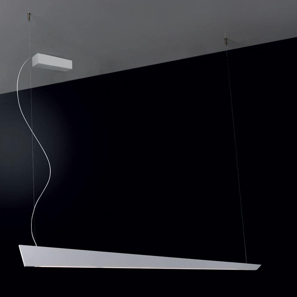 1 meter lange led h ngeleuchte f r b ro. Black Bedroom Furniture Sets. Home Design Ideas