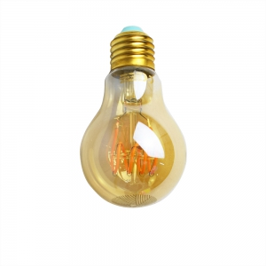 LED Wirly Filament Leuchtmittel Gold